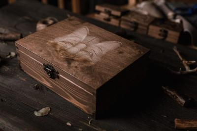 photography wooden boxes 15x23cm
