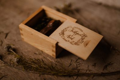 wooden usb boxes