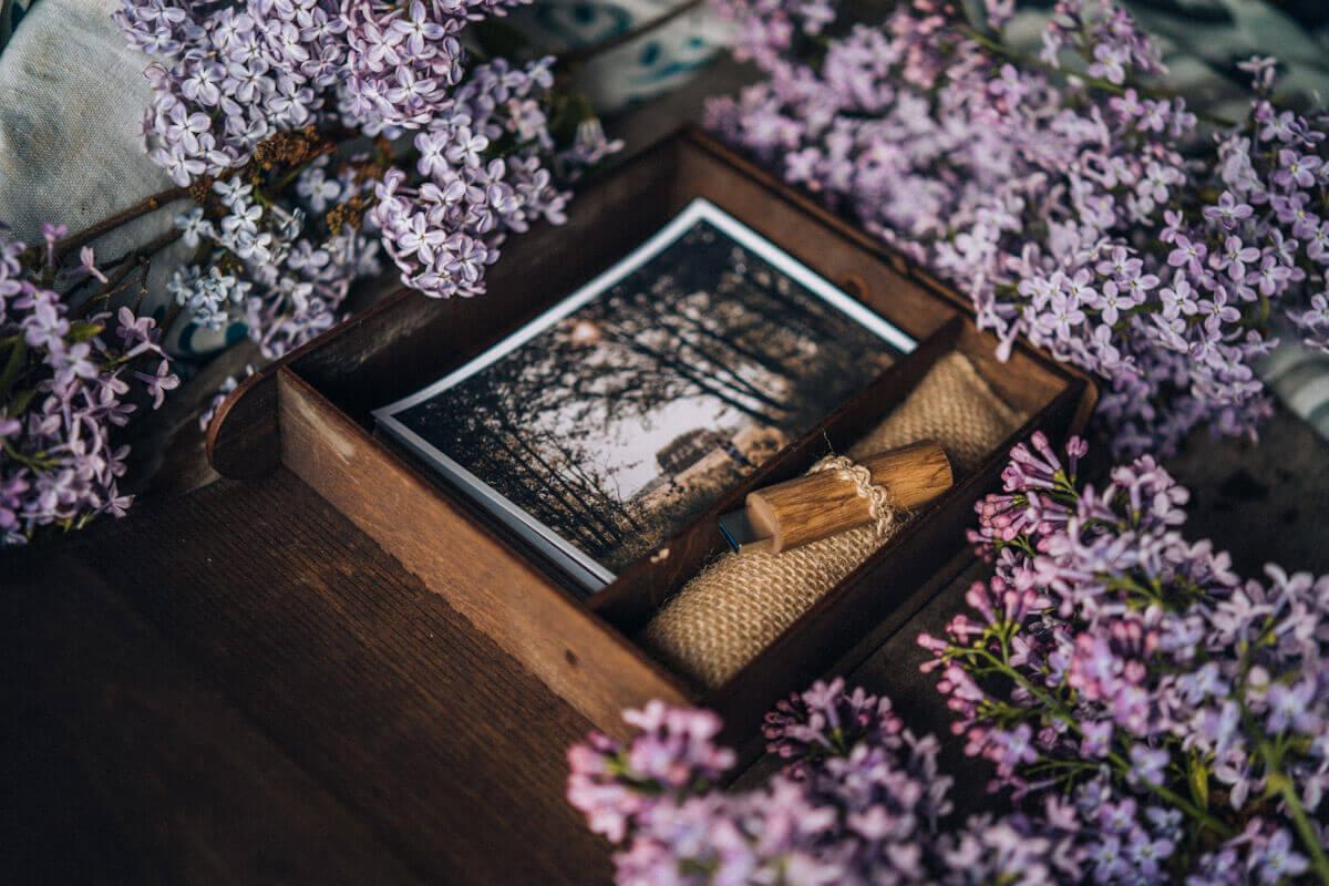 photo box gift