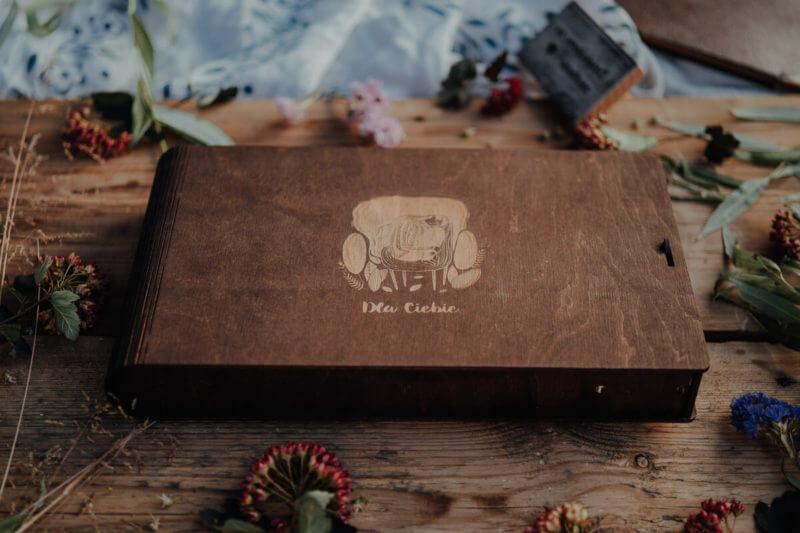 photo box gift engraving