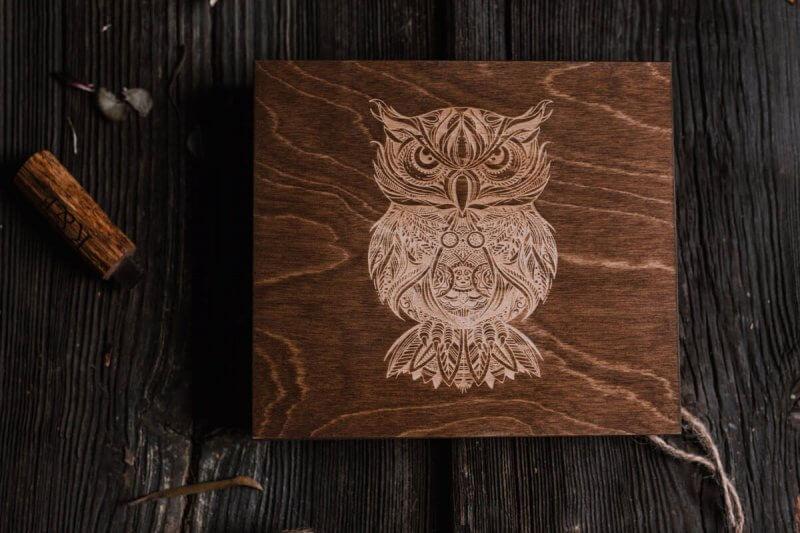 custom usb boxes for photographers