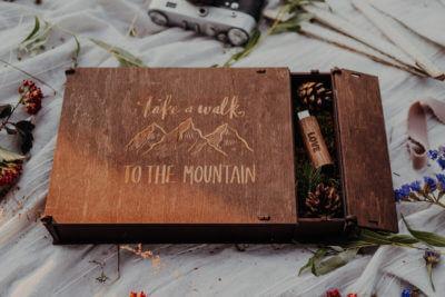 box for photos